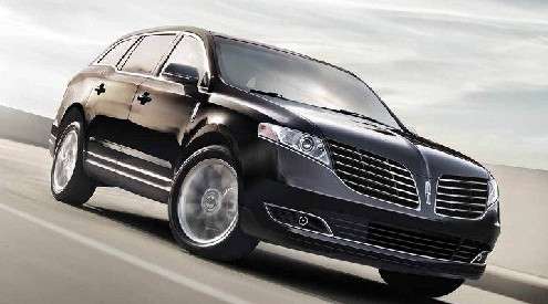 Pearl Limousine luxury sedan fleet of lincoln mkt