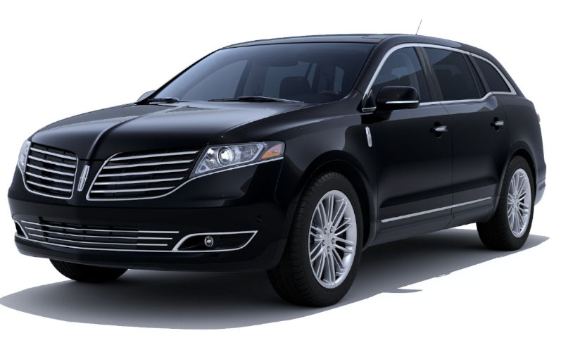 Lincoln MKT Exterior
