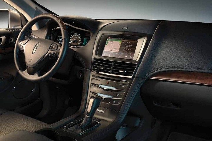 Lincoln MKT Spacious